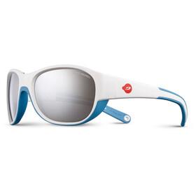 Julbo Luky Spectron 3+ Bril Kinderen 4-6Y blauw/wit